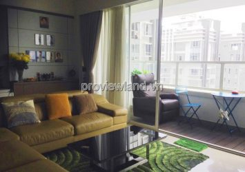 Apartment forr rent Sunrise district 7 with area 162sqm 3 bedrooms full interior
