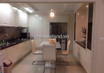 Imperia An Phu apartment for rent 19th floor C2 tower 131sqm 3 bedrooms full furniture