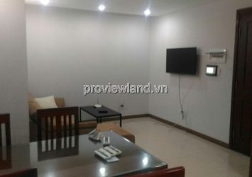 Apartment for rent at BMC Tower has area 84sqm 3 bedrooms full furniture