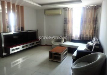Apartment for rent BMC Tower 134sqm high floor 3 bedrooms very nice