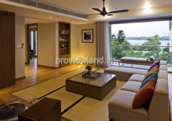 Pool villa in Diamond Island for rent high floor 4 bedrooms 560sqm full furniture