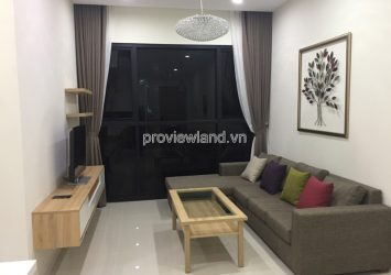Apartment for rent Ascent Block A 15th floor area 70sqm 2 bedrooms