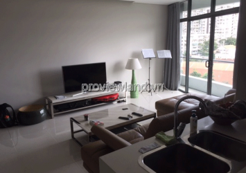 Apartment for rent City Garden low floor 2 bedrooms pool view