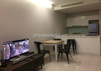 Apartment for rent City Garden Block A 5th floor full furniture 1 bedroom 70sqm