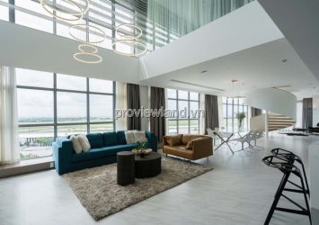 Penthouse Saigon Airport Plaza for sale  high floor  Airport view area 390sqm 4 bedrooms