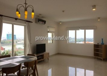 Apartment for rent River Garden district 2 area 150 sqm 3 bedrooms river view
