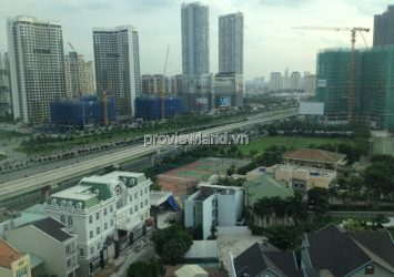 Apartment for rent Vista at T5 tower area 142sqm 3 bedrooms river view