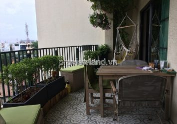 Parkland apartment for rent  4th floor area 127sqm 3 bedrooms