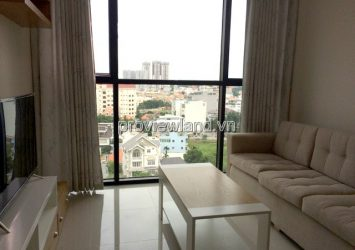 Apartment for rent Ascent district 2 high floor area 70sqm 2BRS City View