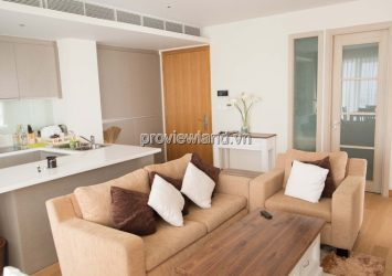 Diamond Island apartment for rent at T3 Tower river view 100sqm 2 bedrooms