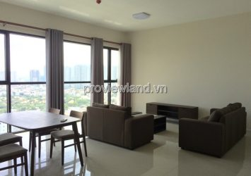 Apartment for rent Ascent area 100sqm 22th floor river view 3 bedrooms