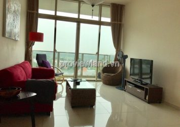 The Vista apartment for rent low floor 2bedrooms area 101sqm river view