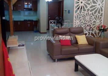 The Morning Star apartment for rent 17th floor 3 BRs full furniture
