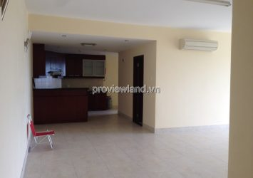 Apartment for rent Hung Vuong Plaza District 5 130sqm 3 bedrooms full interior