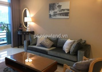 The One Saigon apartment for rent at 9th floor 70sqm 2 bedrooms full furnished