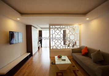 Serviced apartment for rent COSIANA district 1 at Dang Thi Nhu strees area 50sqm
