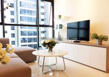 Apartment for rent Ascent in District 2 with 2 bedrooms very nice fully furnished