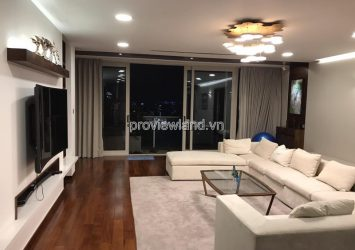 Apartment Duplex Saigon Pearl for sale high floor area 500sqm 5 bedrooms river and district 1 view