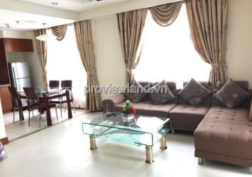 Apartment for rent The Manor at 9th floor area 94sqm 2 bedrooms full furniture