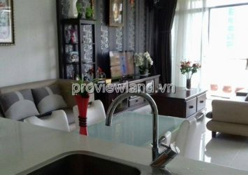 Apartment Ciry Garden for rent area 103sqm 2 bedrooms Block A full furniture