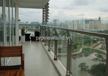 Apartment for rent  Diamond Island T3 tower 180sqm 3 bedrooms river view