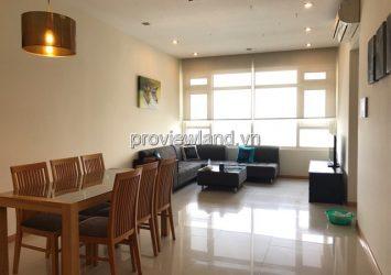 Apartment for rent Saigon Pearl has 90sqm 2 bedrooms river view full furniture