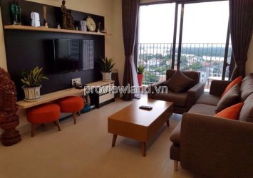 Apartment for rent Masteri at T4 tower 93 sqm 3 bedrooms river view