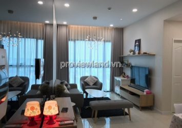 Apartmnet for rent Ascent at Block B 19th floor area 70sqm 2 bedrooms