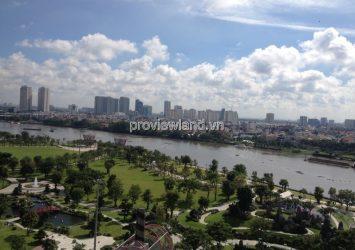 Apartment for sale Vinhomes Central Park 4 BRS 188sqm river view