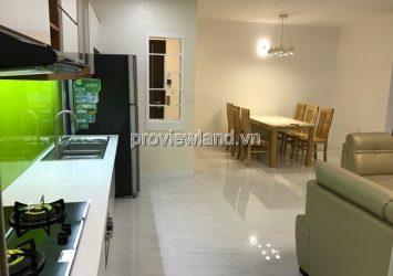 Apartment for rent Tropic Garden 22th floor Block A1 125sqm 3 bedrooms river view