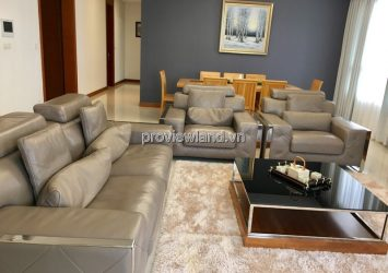 Apartment for rent Xi Riverview 18th floor 3 bedrooms has area 201sqm
