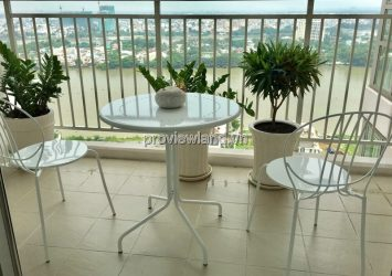 Apartment for sale Xi Riverview District 2 18th floor river view 200sqm 3 brs full furniture