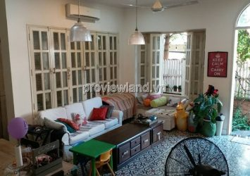 House for rent district 2 3 floors area 120sqm 3 bedrooms full furniture