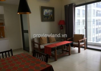 Apartment for rent Masteri 26th floor area 62sqm 2 bedrooms full furniture