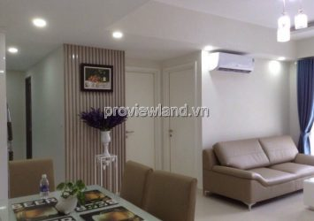 Masteri Thao Dien apartment for rent low floor T5 tower area 73sqm 2BRS river view