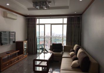 Apartment for rent Hoang Anh River View19th floor 4 bedrooms full furniture