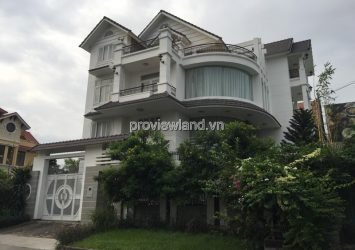 Villa for rent Thao Dien located on 66 area 342sqm 6 bedrooms full furniture