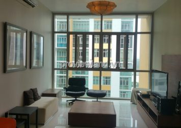 Apartment for sale The Vista district 2 has area 100sqm 2 bedrooms full furniture