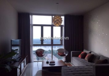 The Vista apartment for rent at high floor arae 142sqm 3 bedrooms beautiful view