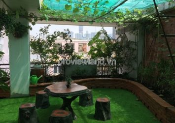 Serviced apartment for rent in Binh Thanh District Nguyen Ngoc Phuong st 30smq