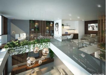 Penthouse City Garden apartment for sale 30th floor area 261sqm 4 bedrooms