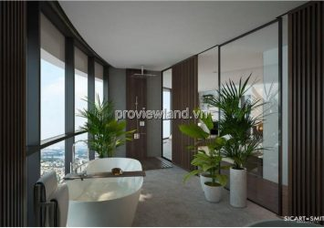 Penthouse City Garden apartment for sale 271sqm 4BRS 2 floors