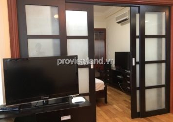The Manor apartment for rent at 10th floor 1 bedrooms 51sqm full furniture
