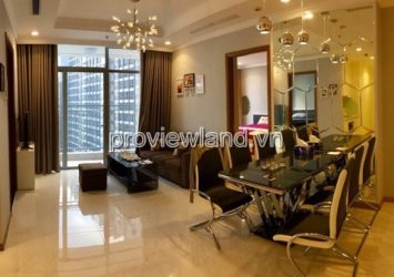 Apartment for rent Vinhomes Tang Cang high floor 100sqm 3 bedrooms L1 tower