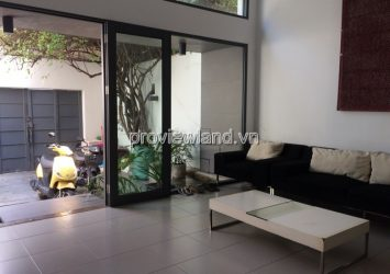 Serviced apartment for rent Nguyen Cu street District 2 area 35sqm 1 bedroom
