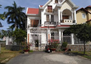 Villa for sela Compound Thao Dien 2 river frontage has 700sqm 4 bedrooms