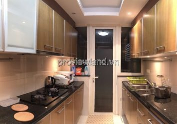 Saigon Pearl serviced apartment for rent Binh Thanh district 90sqm 2 bedrooms 14th floor