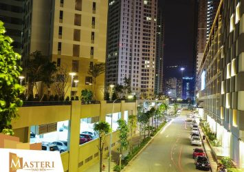 Masteri Thao Dien luxury apartment for rent high floor area 50sqm 1 bedroom