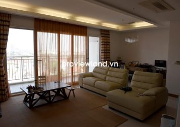Xi Riverview apartment for rent 9th floor river view area 145sqm 3BRS