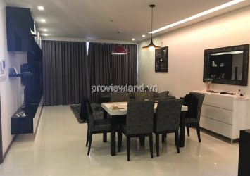Apartment for sale Thao Dien Pearl high floor area 122sqm 2 bedrooms
